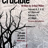 2018 The Crucible